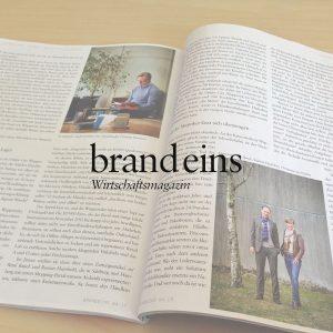 """Wirtschaftsmagazin """"Brands eins"""" zu Besuch in der Online City Wuppertal"""