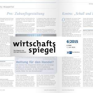 Pro und Kontra lokale Online-Marktplätze: Magazin der IHK Nord Westfalen stellt gegenüber