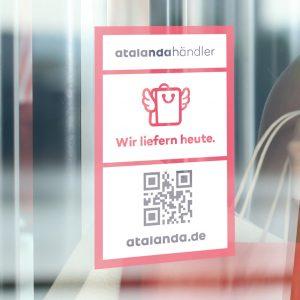 atalanda nun auch Infrastrukturgeber in zwei bayerischen Local-Commerce-Modellstädten