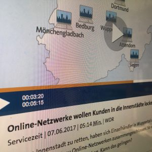 Online City Wuppertal vs. Mönchengladbach bei eBay