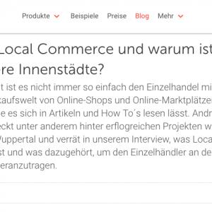 Andreas Haderlein im Interview mit VersaCommerce