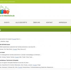 Weinheimer Digital-Initiative optimiert Produkt- und Markensuche