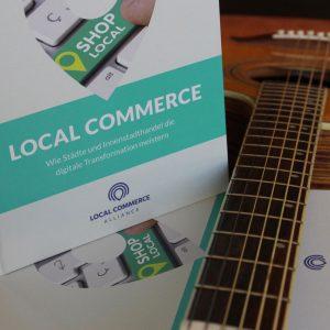 "Fachbuch ""Local Commerce"" wird in Wuppertal präsentiert"