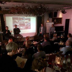 """25 dänische Citymanager*innen auf Erkundungstour in der """"Online City Wuppertal"""""""
