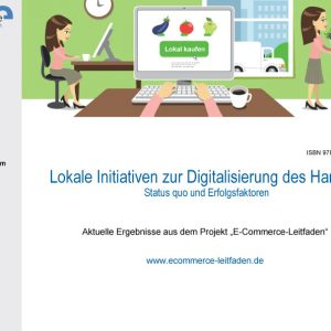 ibi-research-Studie über Digital-Initiativen für den lokalen Handel