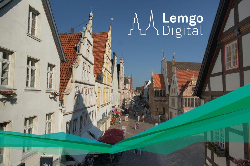 Das Modellprojekt Lemgo Digital soll NRW-Mittelstädte fit für die Smart City machen (Foto: Lemgo Digital)
