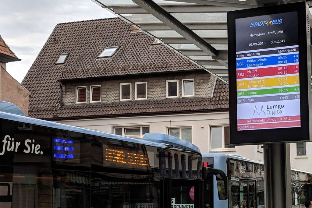 Die Maßnahmen von Lemgo Digital sollen möglichst rasch bei den Bürgerinnen und Bürgern ankommen (Foto: Lemgo Digital)