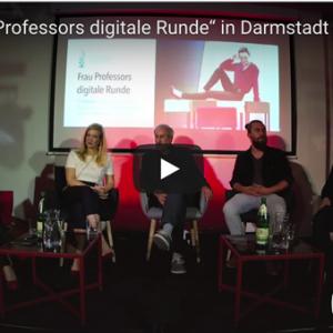 Talkshow-Format macht Digitalstadt Darmstadt zum Thema