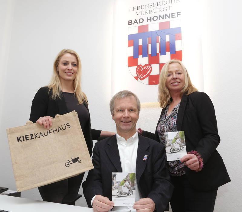Illustration Start Kiezkaufhaus Bad Honnef (Foto: Stadt Bad Honnef)