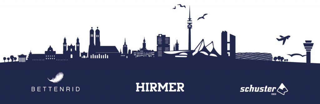 Blaues Frühlingserwachen in München – #KAUFLOKAL
