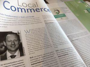 "P&G widmet sich dem Thema ""Local Commerce"""