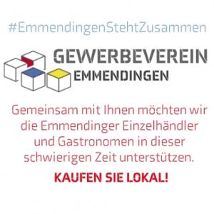 Onloka nun vorübergehend Gutschein-Verkaufsplattform in Emmendingen