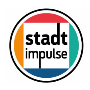 Stadtimpulse - erster bundesweiter, zertifizierter Projektpool gestartet