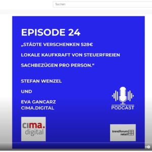 Videopodcast zur digitalen Sichtbarkeit